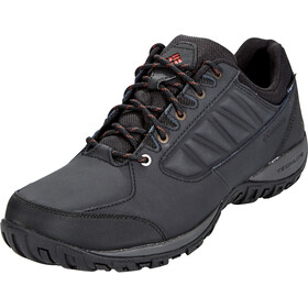 Columbia Ruckel Ridge WP Schoenen Heren, black/rusty